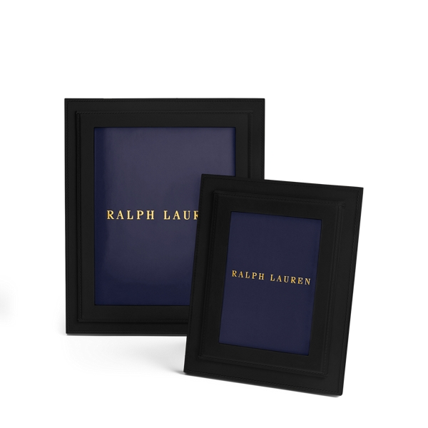 Ralph Lauren Brennan Leather Frame Black 5