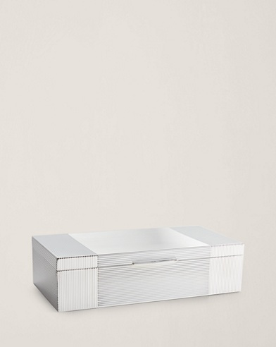 Luke Silver-Plated Box