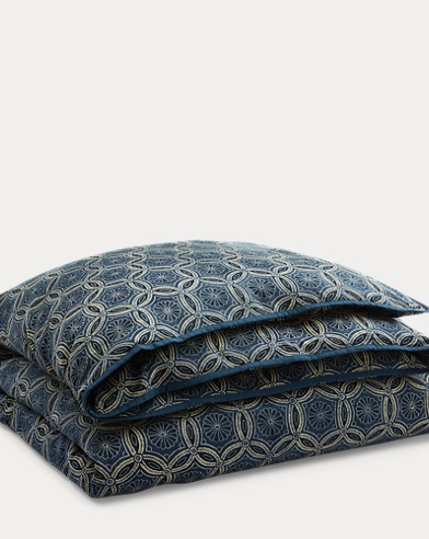 Moore Slub Cotton Duvet Cover