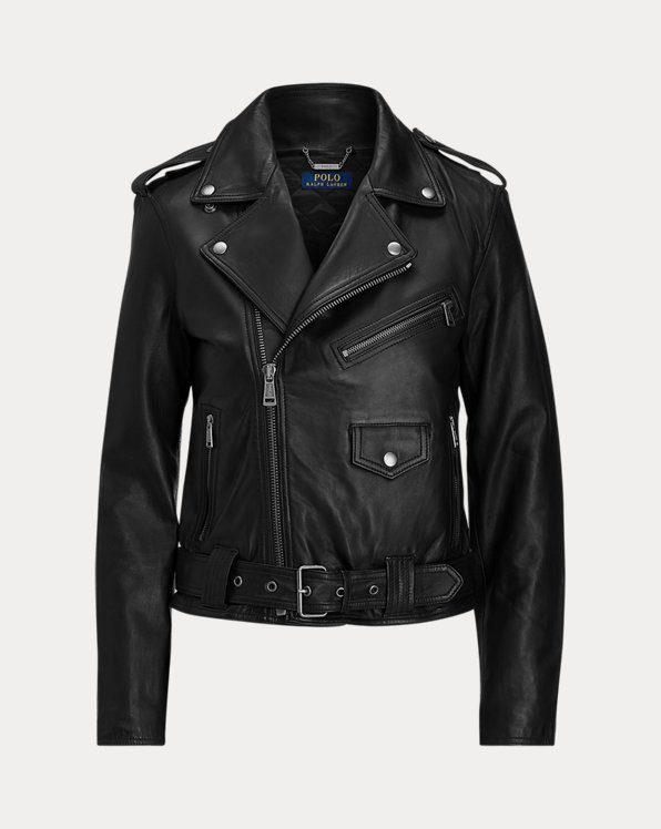 Lambskin Moto Jacket