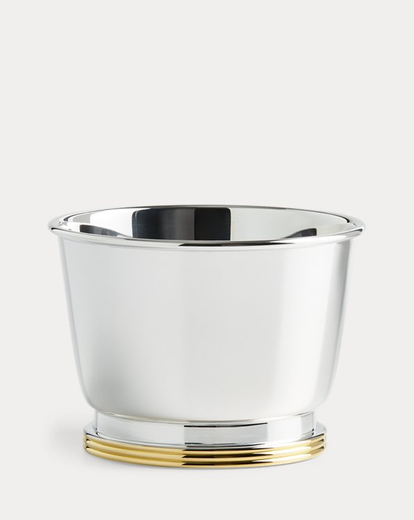 Kipton Silver-Plated Nut Bowl