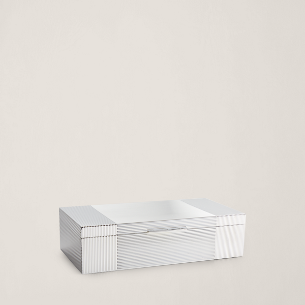 Luke Silver-Plated Box