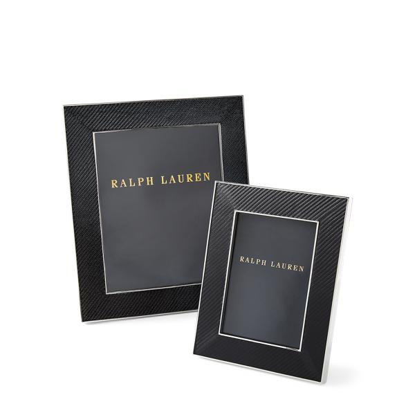 Ralph Lauren Sutton Leather Frame Black 8