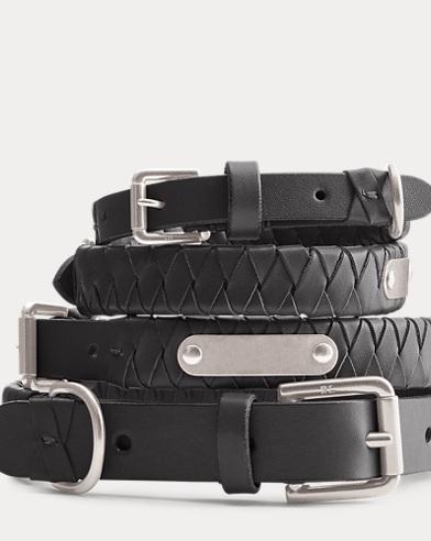 Hundehalsband Sable aus Leder