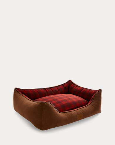 Pendleton Ombre Plaid Dog Bed