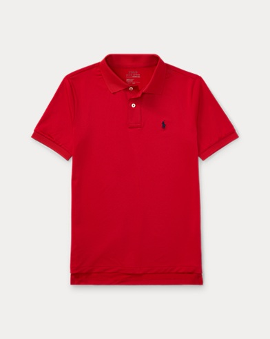 Stretch Lisle Polo Shirt