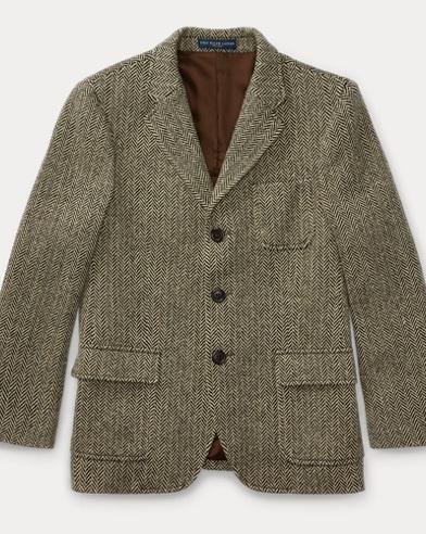 Merino Wool-Blend Sport Coat