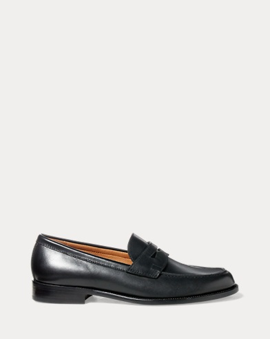 Penny loafer Agustin in vitello