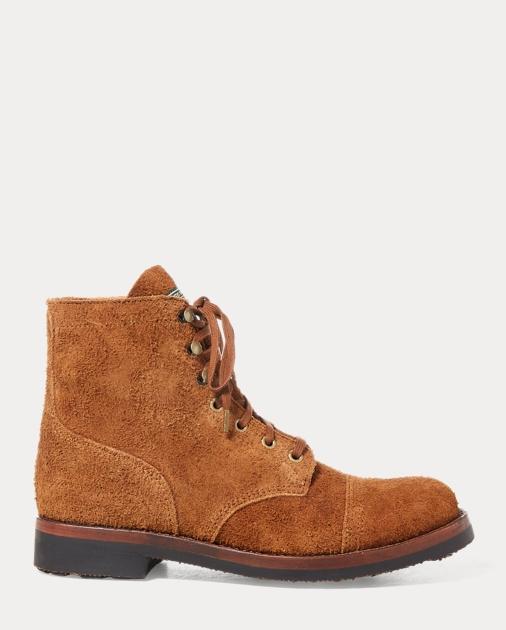 1b0853aed818d Enville Suede Cap-Toe Boot