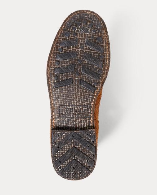 424dba705ce17 Polo Ralph Lauren Enville Suede Cap-Toe Boot 4