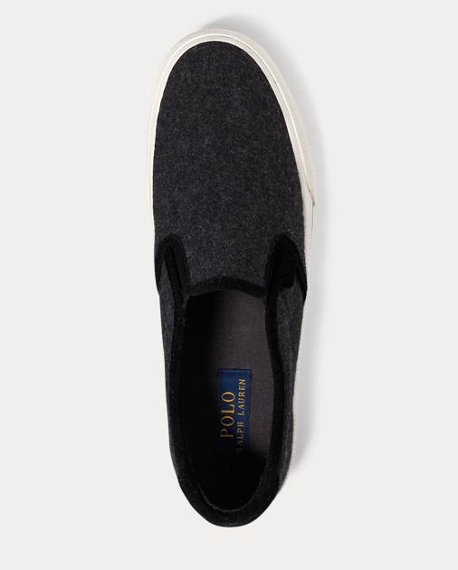 fbf30ef7f5 Vaughn Flannel Slip-On Sneaker