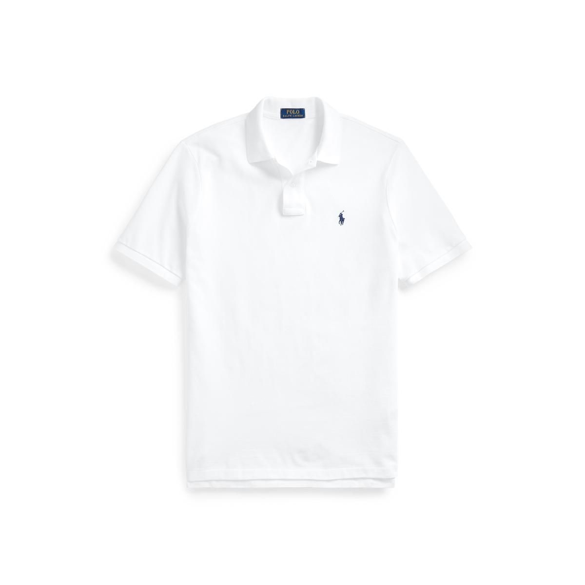 4d96ba7a8 Classic Fit Mesh Polo Shirt   Classic Fit Polo Shirts   Ralph Lauren