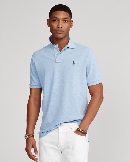 Classic Fit Mesh Polo Shirt   Classic Fit Polo Shirts   Ralph Lauren 7f5234480f76