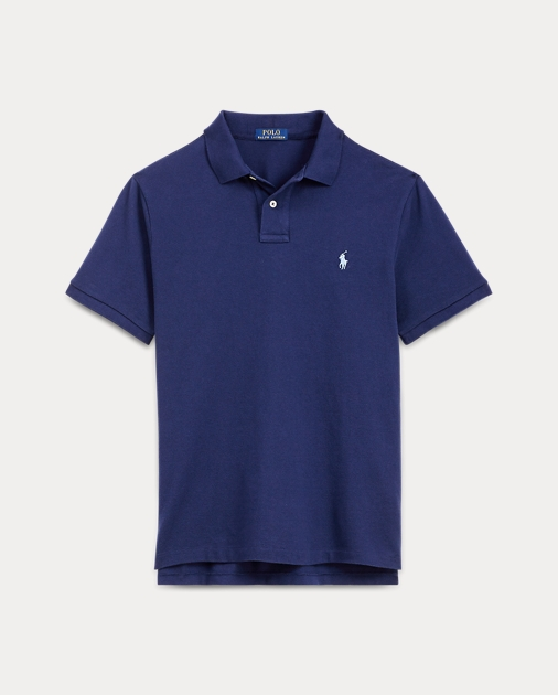 286541d2be84 Polo Ralph Lauren Custom Slim Fit Mesh Polo 2