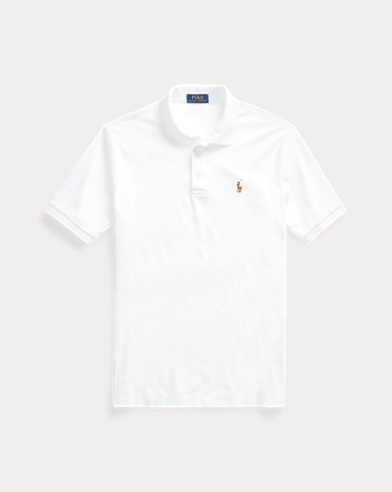 Interlock Short-Sleeve Polo Shirt - All Fits