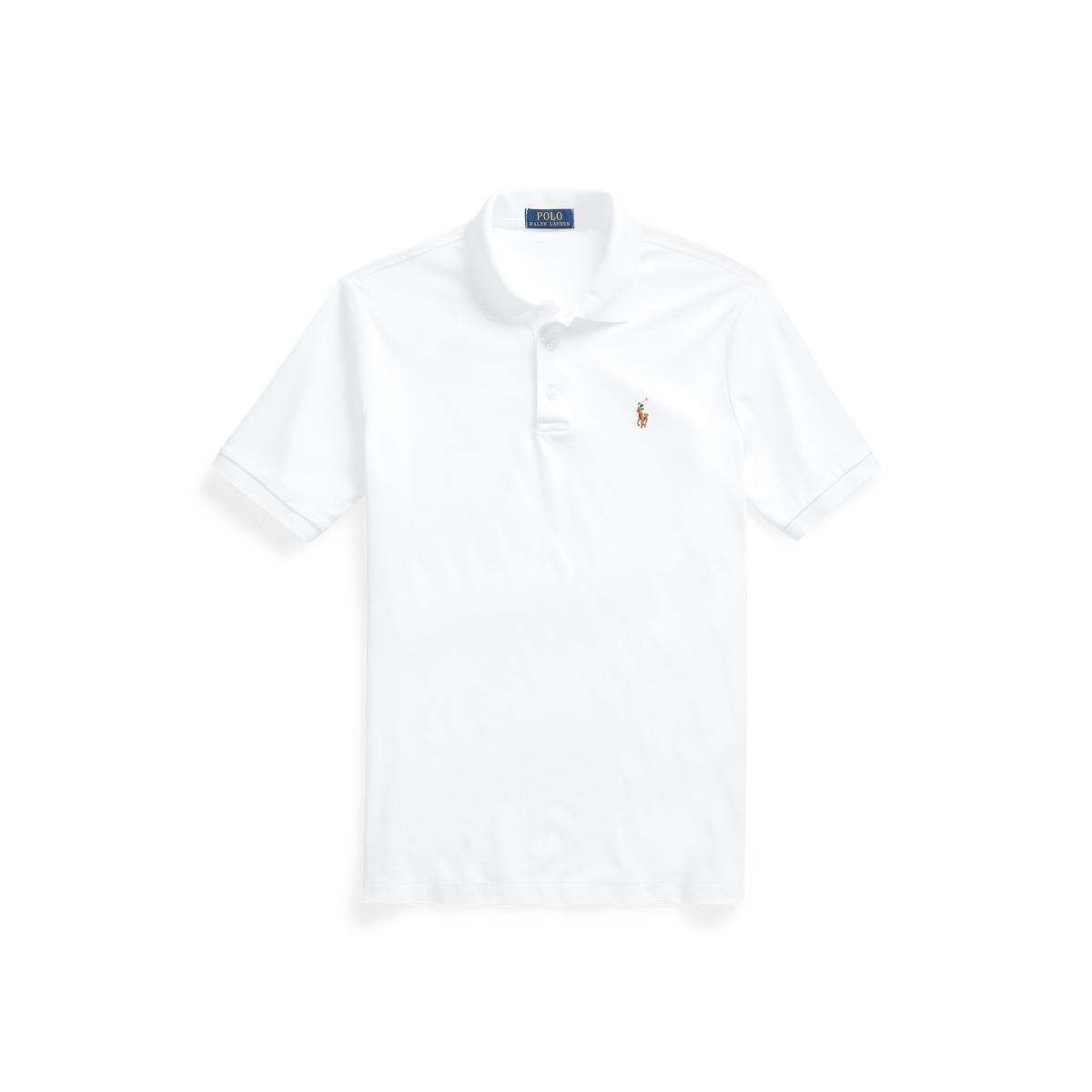 Men's Classic Fit Soft Cotton Polo Shirt | Ralph Lauren