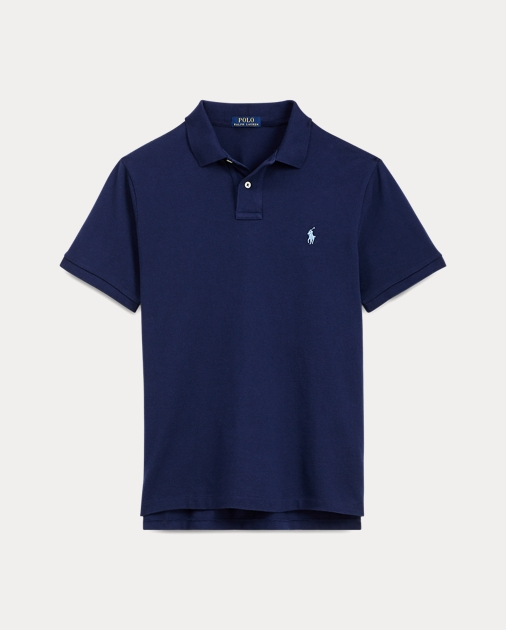 cfee014f1 Classic Fit Mesh Polo Shirt | Classic Fit Polo Shirts | Ralph Lauren