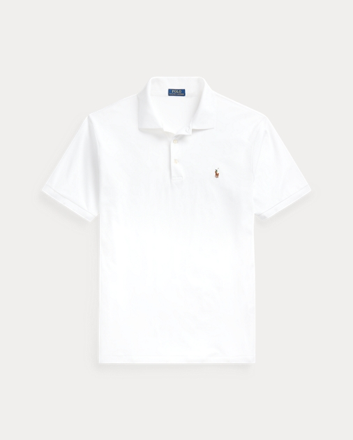 5a41d247a3f07 Classic Fit Soft-Touch Polo | Classic Fit Polo Shirts | Ralph Lauren