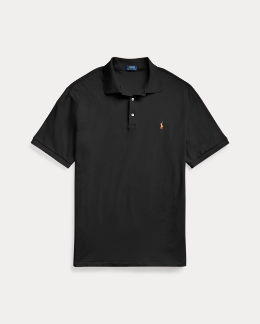 ca305c5d Classic Fit Soft-Touch Polo | Ralph Lauren UK