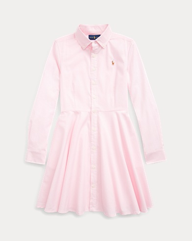 Hemdkleid aus Baumwolloxford