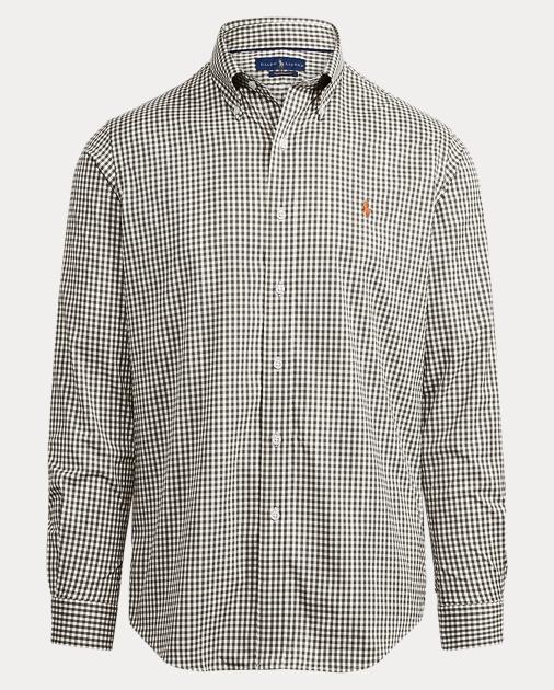 4fac11efe Polo Golf Plaid Performance Twill Shirt 1