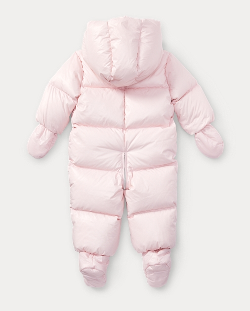 cb4ec056b Quilted Down Snowsuit