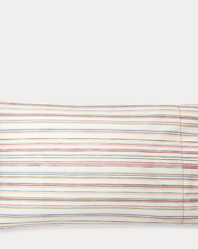 Cayden Striped Pillowcase Set