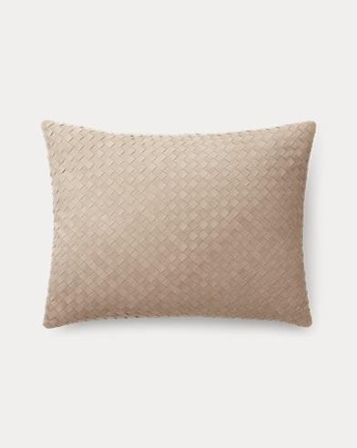 Reade Suede Throw Pillow