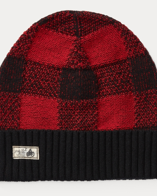 4cf5f3504 Buffalo Plaid Wool-Blend Hat
