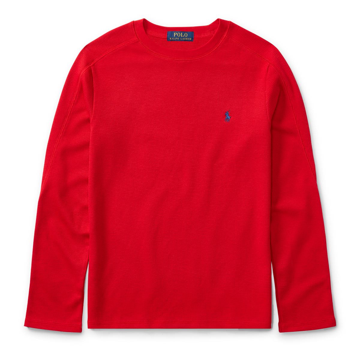 84e3b9d5f Waffle-Knit Cotton T-Shirt
