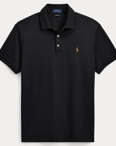 Slim Fit Cotton Interlock Polo