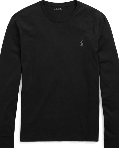 fe1d5243 Polo Ralph Lauren Custom Slim Fit Cotton T-Shirt 1