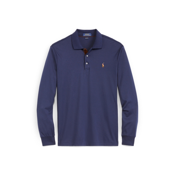 Polo Ralph Lauren Custom Slim Fit Soft Cotton Polo Shirt