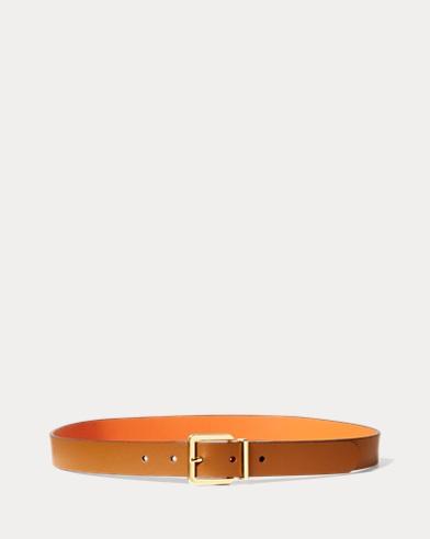 Dryden Reversible Leather Belt