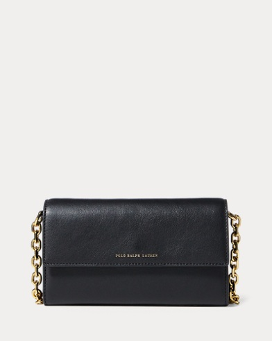 Nappa Leather Chain Wallet. Polo Ralph Lauren. Nappa Leather Chain Wallet.  $248.00. Python RL Chain Bag