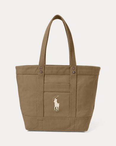 Tote Big Pony in tela