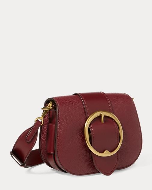 943762f4ce Polo Ralph Lauren Pebbled Leather Lennox Bag 2