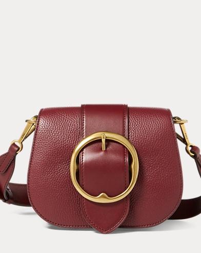 Pebbled Leather Lennox Bag