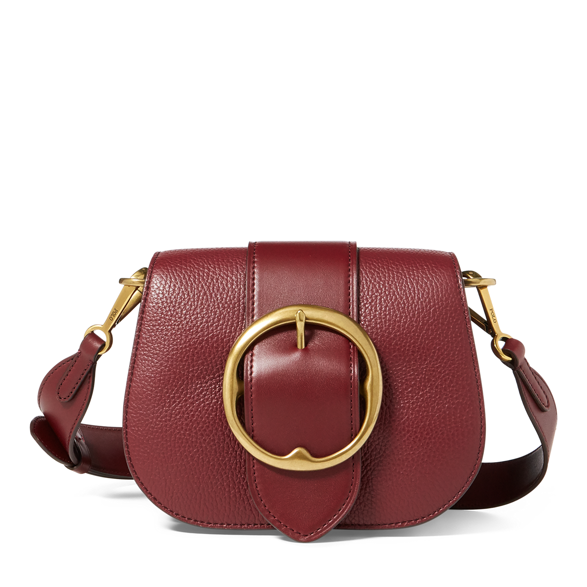 7ca55740ae Pebbled Leather Lennox Bag