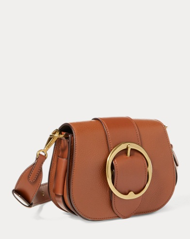 Pebbled Leather Lennox Bag. Polo Ralph Lauren d0881a6f51b82