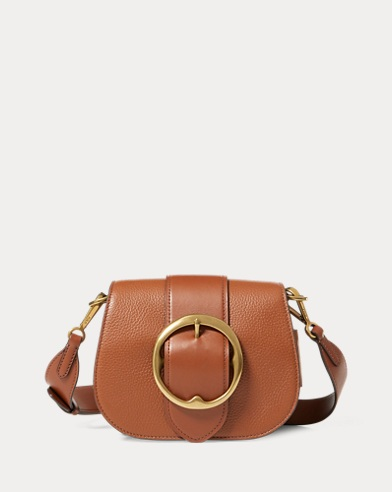 Pebbled Leather Lennox Bag. Polo Ralph Lauren f32978968d503