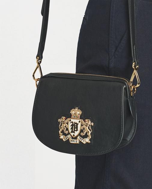 3fa57c8fdb Bullion-Patch Leather Mini Bag