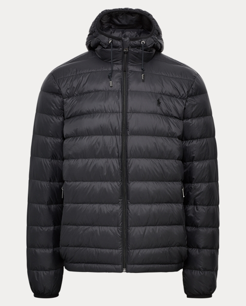 6df3c2087 Packable Hooded Down Jacket