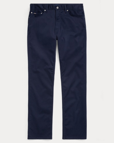 Classic Fit Cotton Trouser