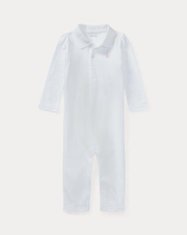Cotton Polo Coverall