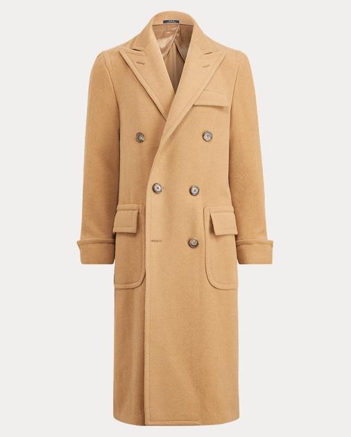 1482bd9ba1435 Polo Ralph Lauren Polo Camel-Hair Topcoat 2