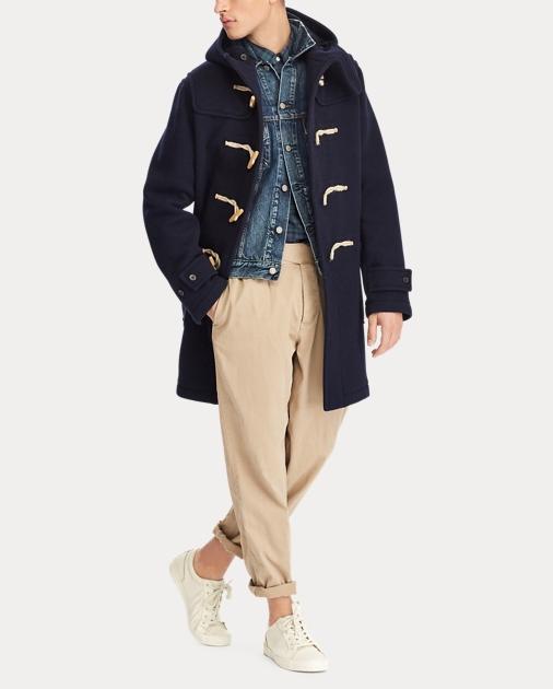 ebfca5073 Wool Duffel Coat