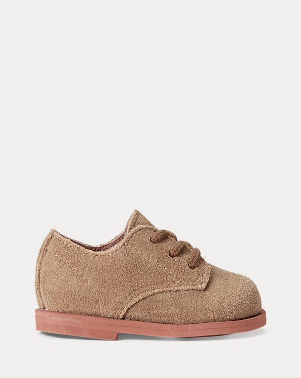 Morgan Suede Buck Shoe