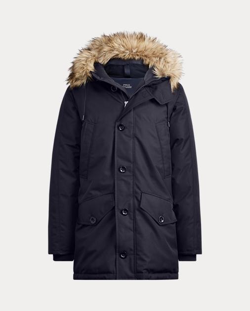 9ca9c66e448e Polo Ralph Lauren Faux Fur-Trimmed Down Parka 1
