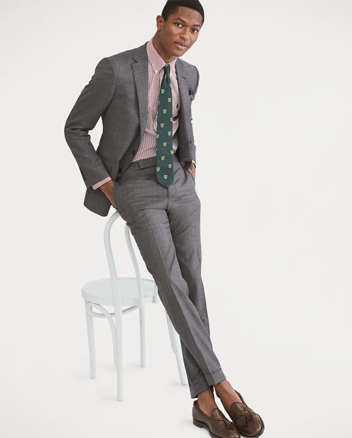 2e74fee8c3 Connery Sharkskin Wool Suit   Formalwear Sport Coats, Trousers ...